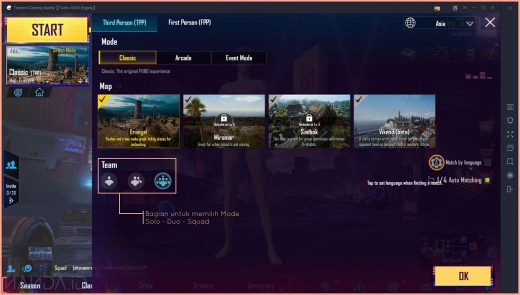 Cara Membuat Akun PUBG MOBILE Dengan Emulator