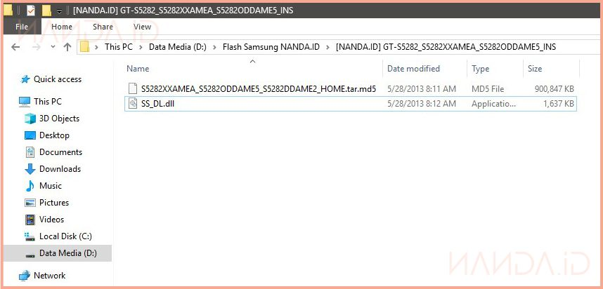 Tutorial Install / Flash Samsung Galaxy One Pack Firmware