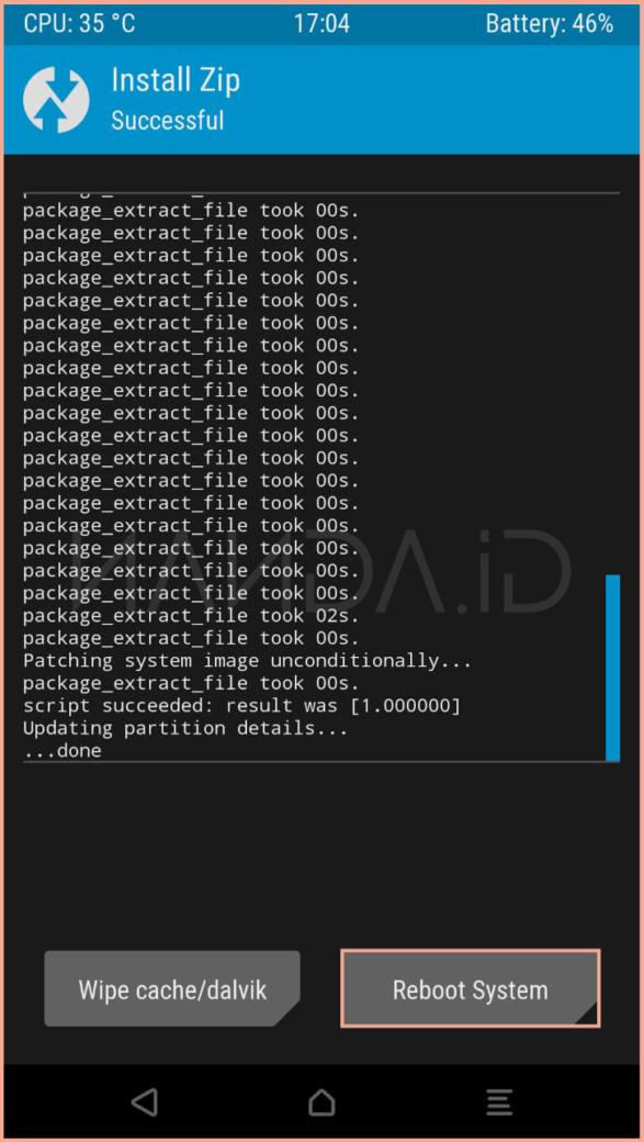 Tutorial Cara Update Xiaomi Ke MIUI 11