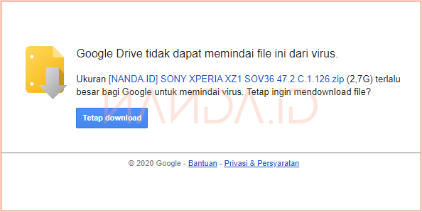 Cara Mengatasi Download Limit Google Drive