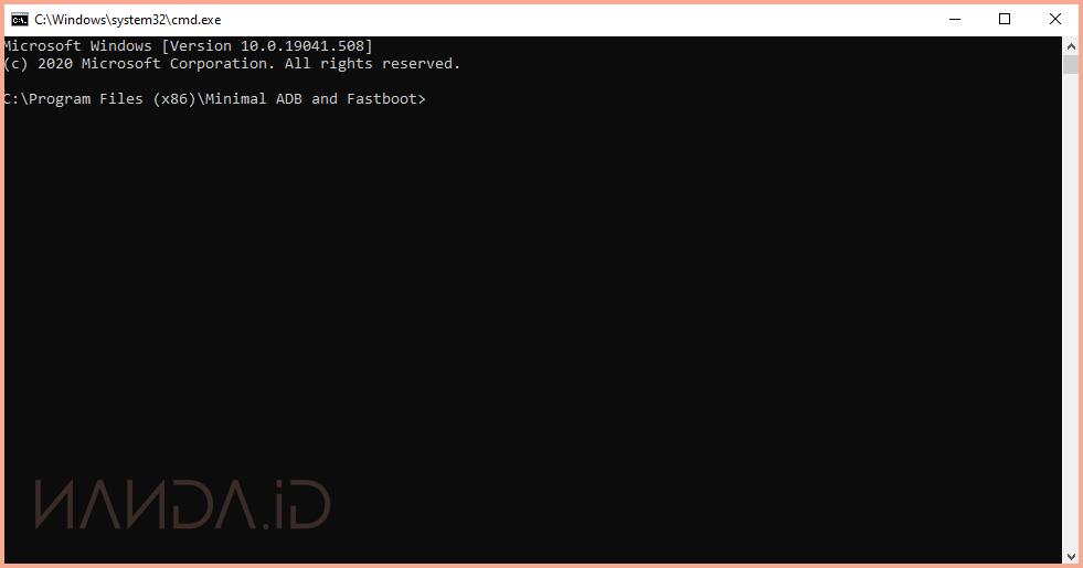 Download Minimal ADB and Fastboot Terbaru