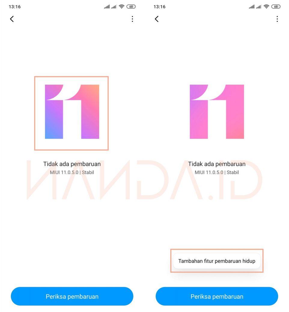Update Redmi Note 8 Pro ke Android 10 (MIUI 11/12)